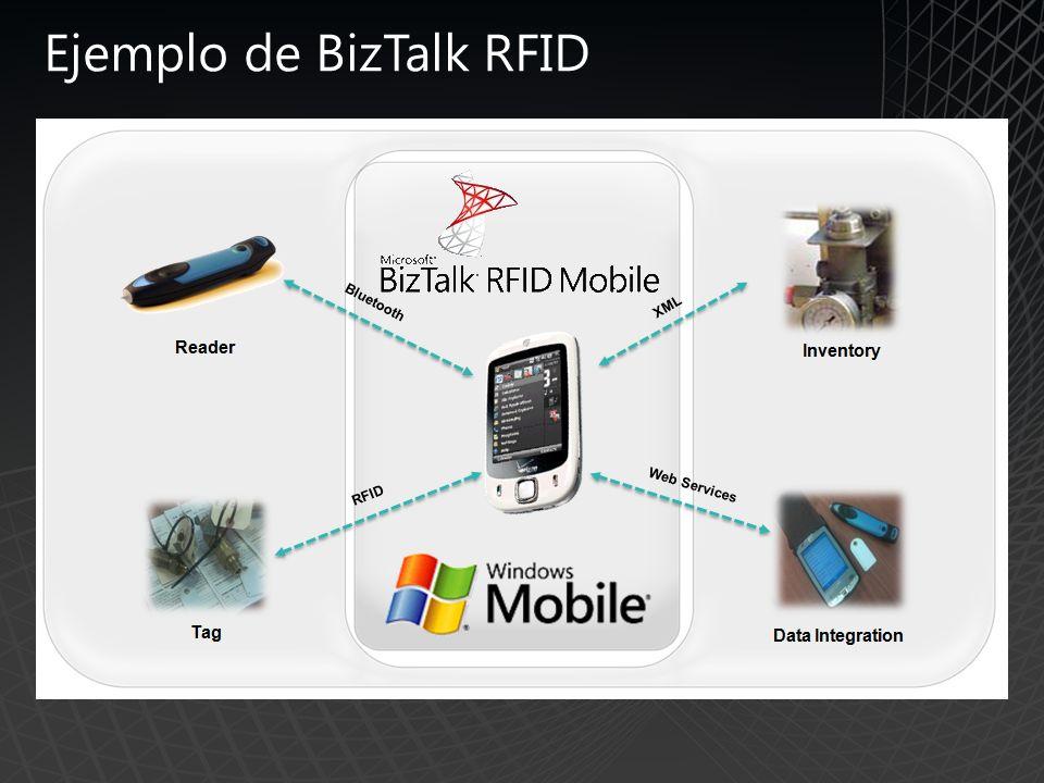 Ejemplo de BizTalk RFID