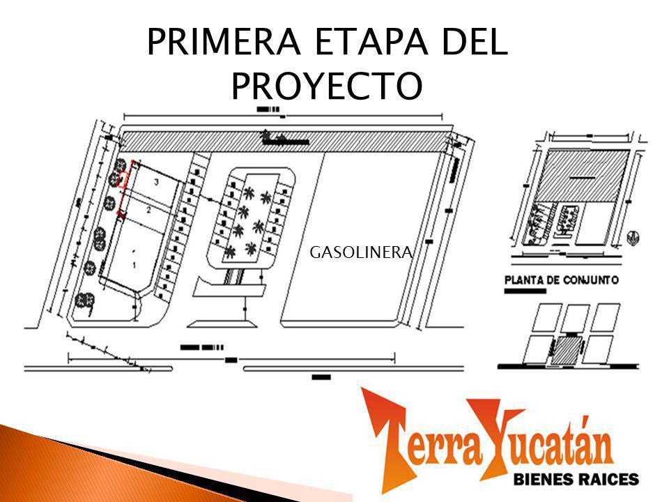 PRIMERA ETAPA DEL PROYECTO GASOLINERA