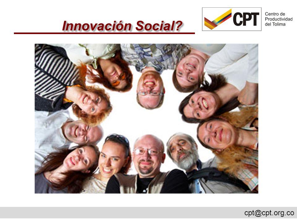 Innovación Social?
