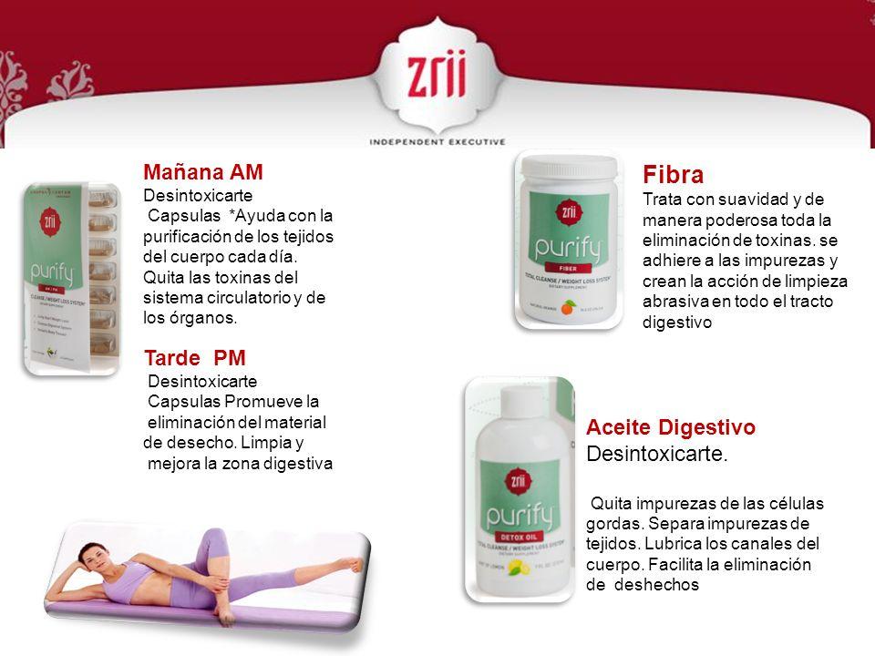 Mañana AM. Desintoxicarte Capsulas *Ayuda con la purificación de los tejidos del cuerpo cada día. Quita las toxinas del sistema circulatorio y de los