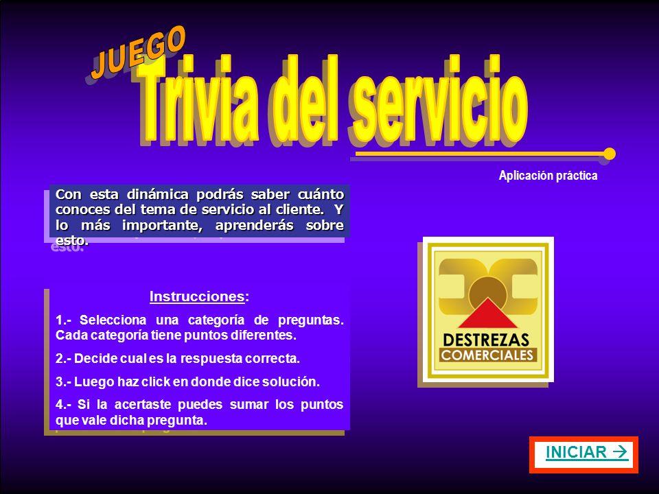 Destrezas Comerciales S.A.www.destrezascomerciales.com Pregunta No.