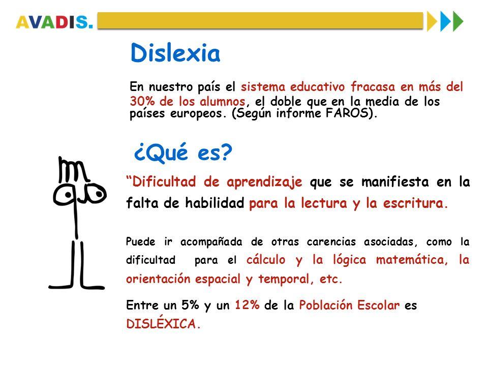 En nuestro país el sistema educativo fracasa en más del 30% de los alumnos, el doble que en la media de los países europeos. (Según informe FAROS). ¿Q