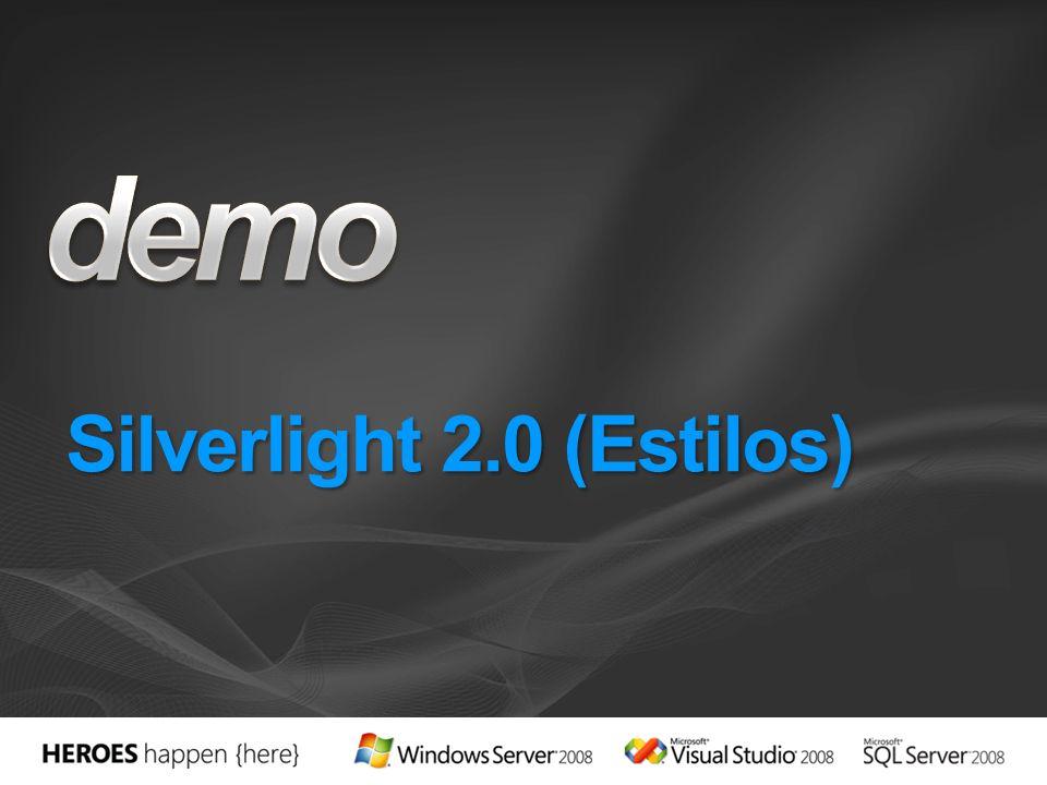 Silverlight 2.0 (Estilos)