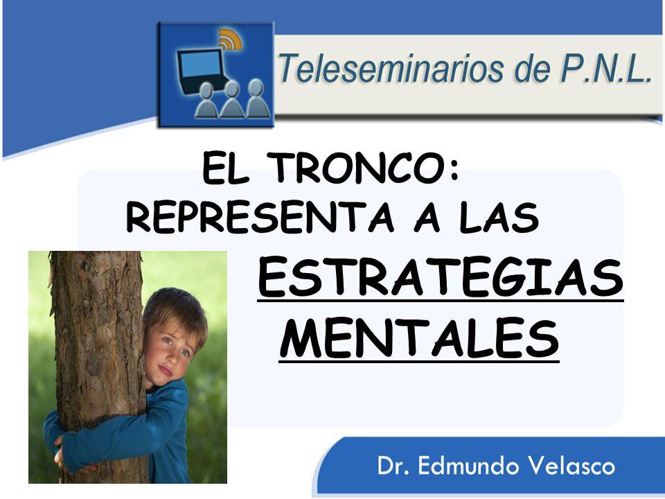 EL TRONCO: REPRESENTA A LAS ESTRATEGIAS MENTALES