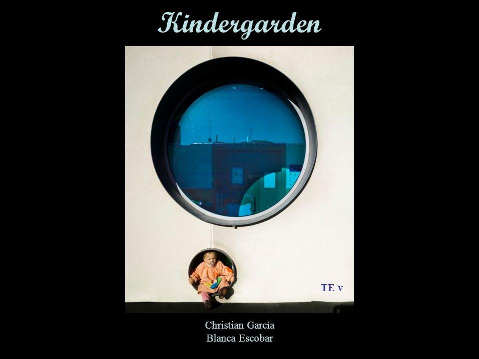 Kindergarden Christian García Blanca Escobar TE v