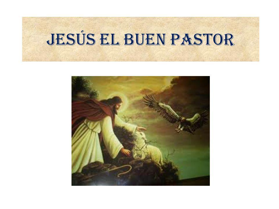 VI.JESÚS COMO PASTOR SU VIDA DA POR LAS OVEJAS. Juan 10: 11.