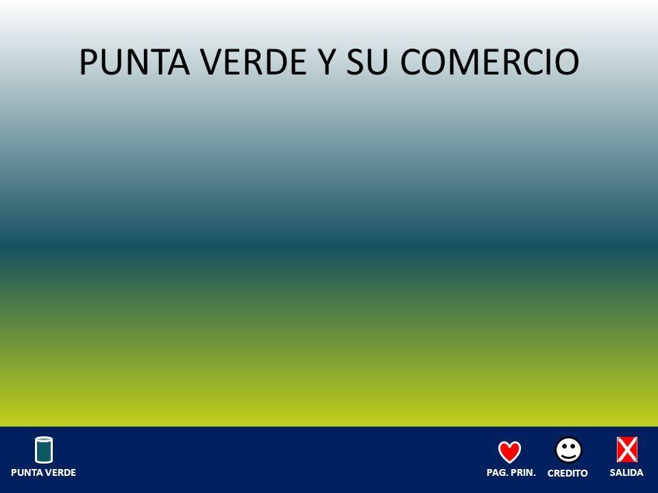 PUNTA VERDE Y SU COMERCIO SALIDA CREDITO PAG. PRIN.PUNTA VERDE