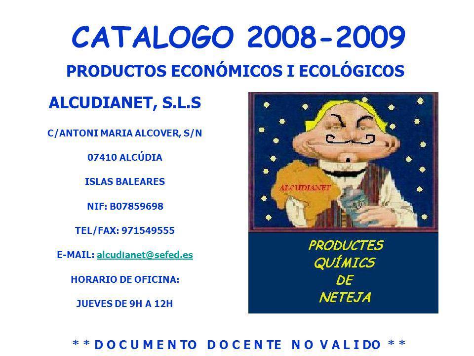 POLVO PARA LA LIMPIEZA DE ROPA REF:001011 PRECIO: 3.11/U Para todo tipo de tejidos, PACK mini 2.35kg.