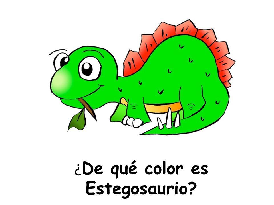 Actividad 2 ¿ Te gustan los dinosaurios.