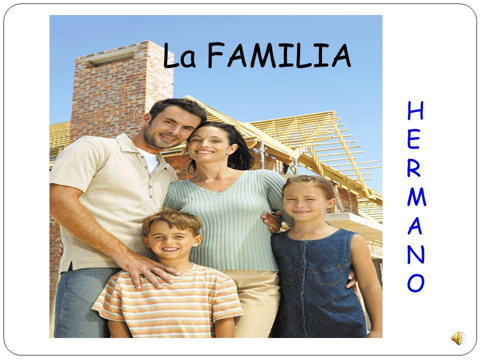 La FAMILIA HERMANOHERMANO