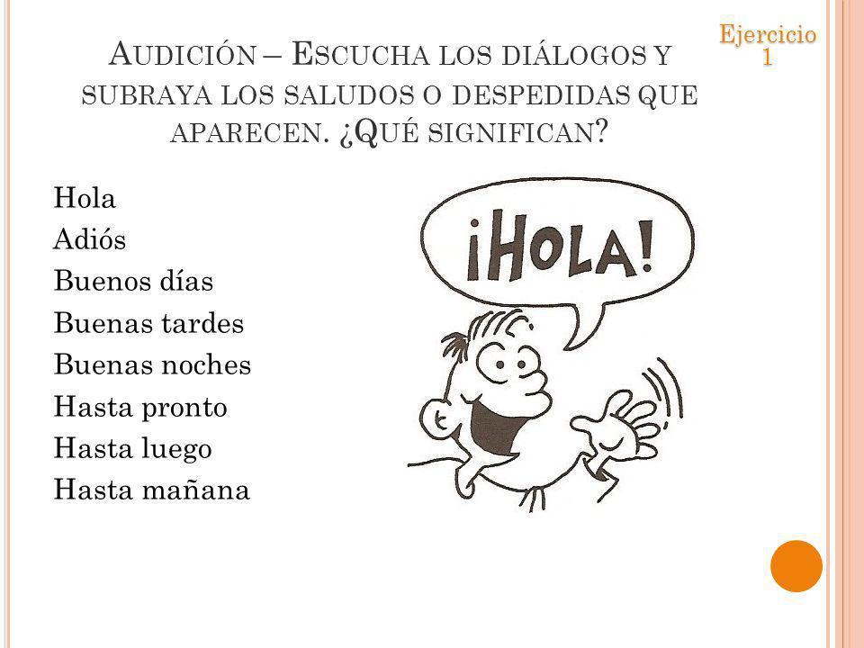 EL ALFABETO La letra h no se pronuncia en español (hola, hospital) Las letras b y v se pronuncian igual (/b/): bonito, vacaciones El sonido /r/ se escribe con: rr – entre vocales (perro) r – al principio de palabra (ratón) o detrás de l, n y s (alrededor, Enrique, Israel) En los demás casos, la r se pronuncia /r/ (pero, superior…)