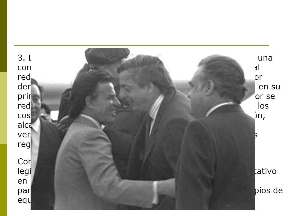 3. La Argentina ha dejado de percibir, irresponsablemente, una contraprestación económica razonable, como concedente, al reducir la percepción de rega