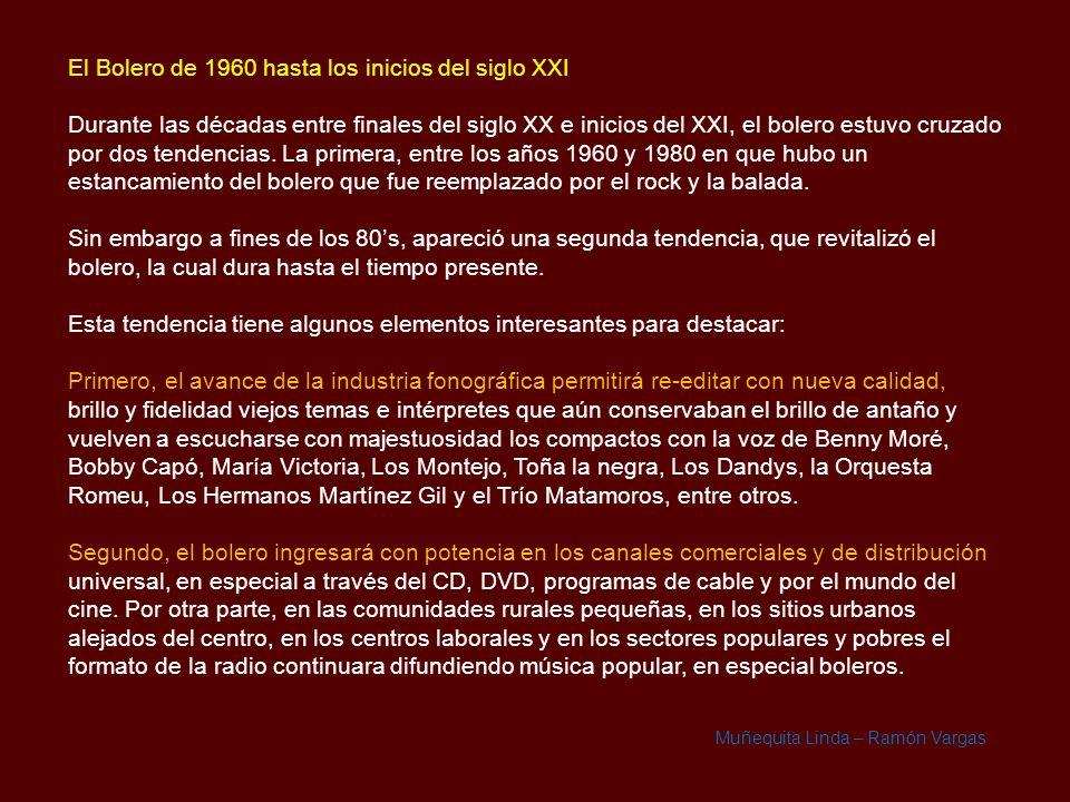 1925-Vive Sedano, SauloReina Mía (como podré reina mía, expresar este amor……………….) 1925-2012 Valdelamar, EmmaMil besos (yo sé que en los mil besos que