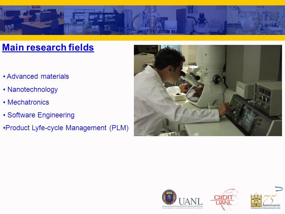 DASSAULT SYSTEMES – UANL – MEN FRANCIA – MAYO 2008 5 Electron Microscopy Lab.