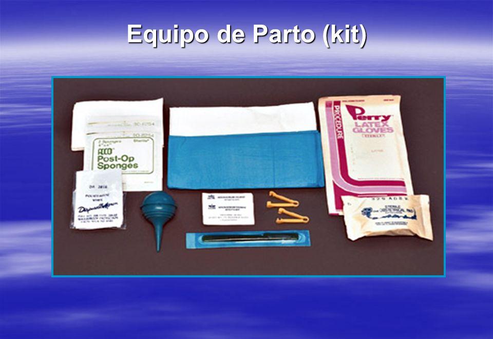 Equipo de Parto (kit)