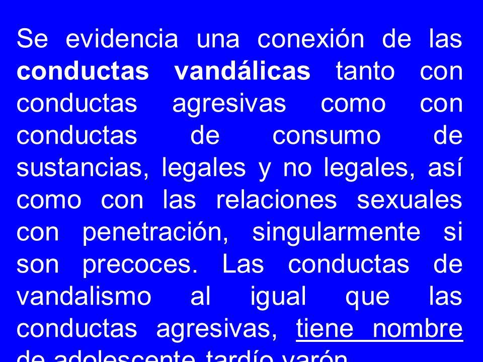 Identificamos una tendencia a un policonsumo de sustancias legales y no legales, que mantiene una secuen-cia en inicio de alcohol-tabaco-can-nabis.
