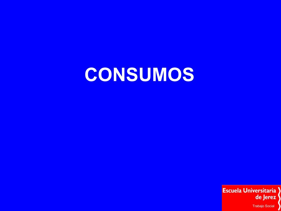 CONSUMOS