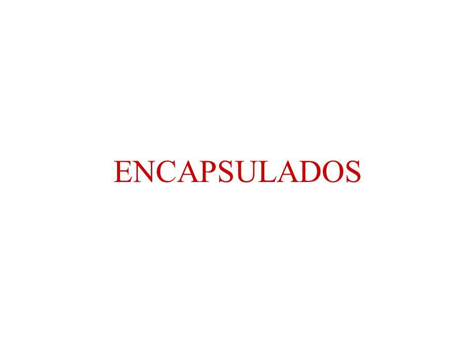 ENCAPSULADOS