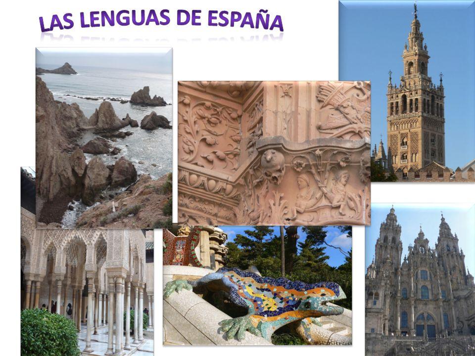 En la actualidad se hablan cinco lenguas en España: vasco o euskara, catalán o catalá, castellano, gallego o galego y aranés, la primera de origen no latino y las otras cuatro de origen latino.