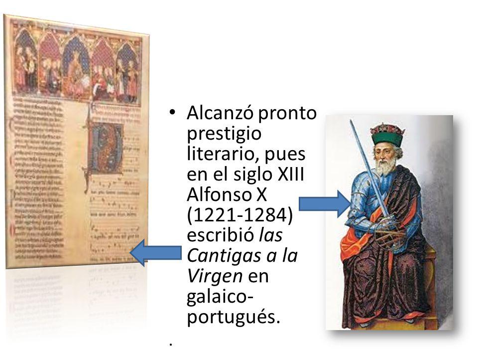 La literatura en catalán conoció un gran auge en la Edad Media.