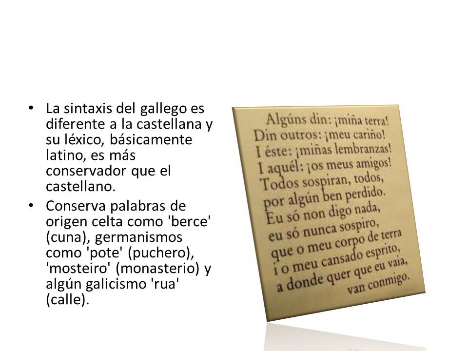 Principales características evolutivas del gascón aranés – la F latina pasa a H, focus > huec - fuego.