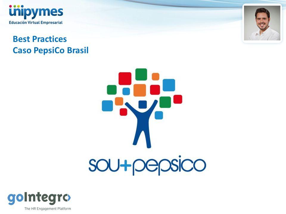 Best Practices Caso PepsiCo Brasil