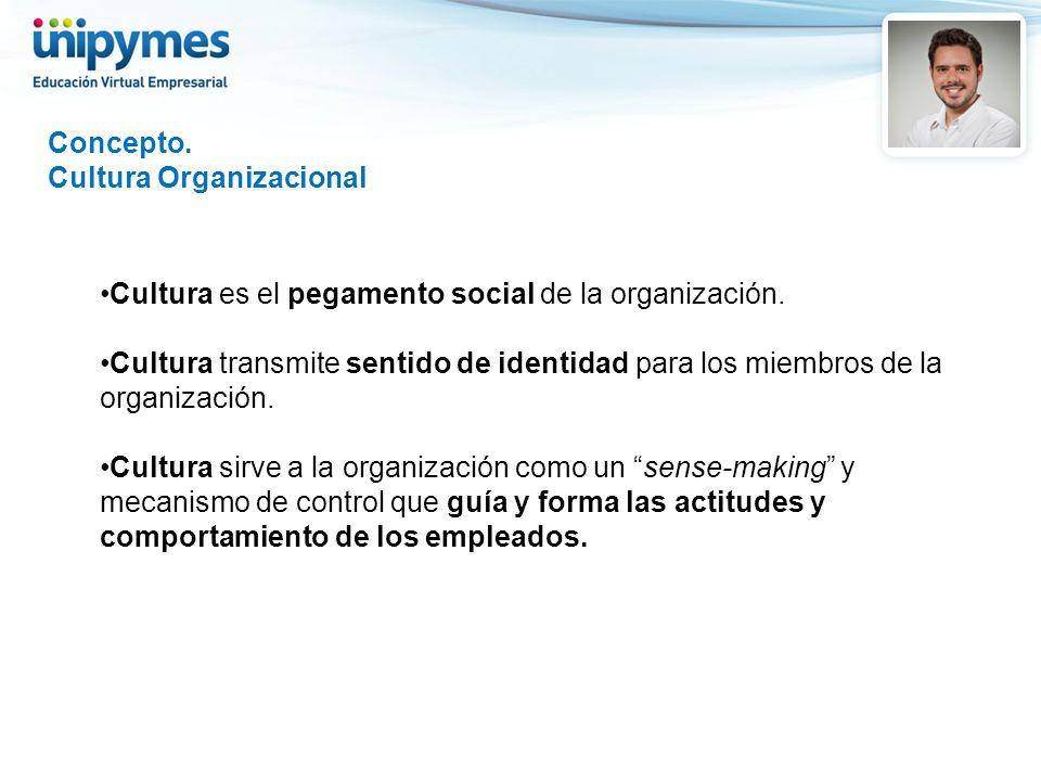 Cultura Organizacional: Cómo desarrollarla.