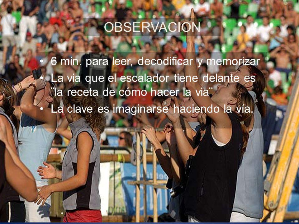 OBSERVACION 6 min.