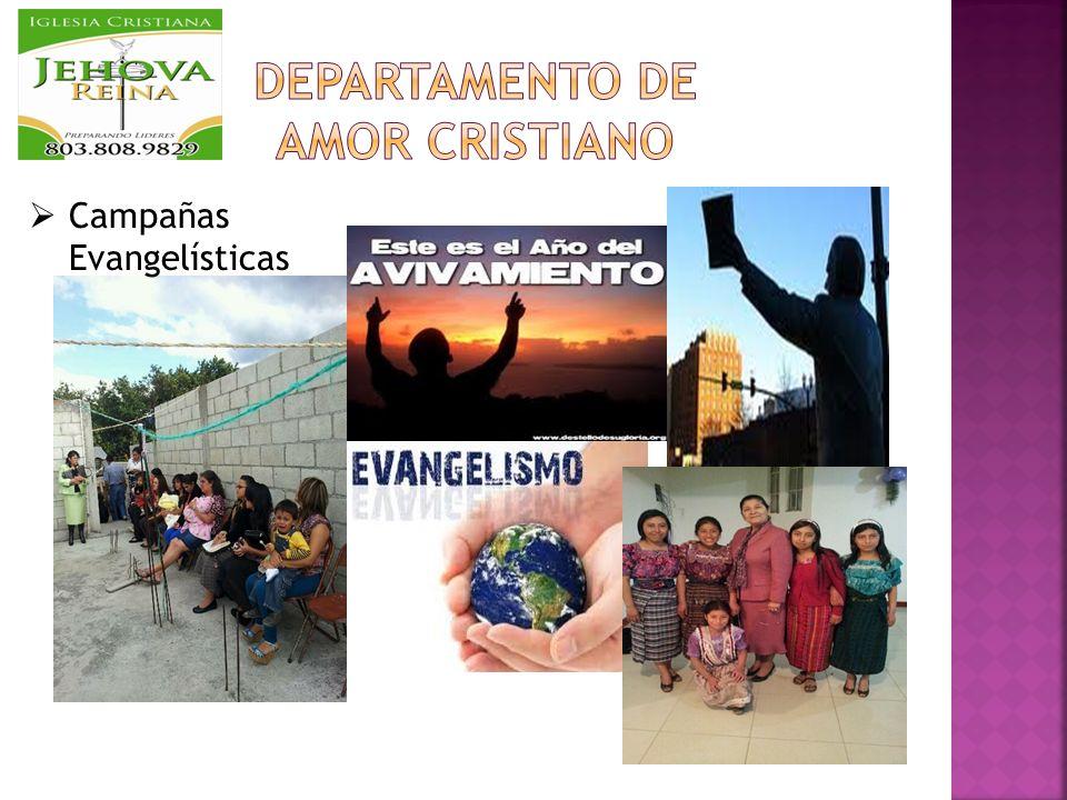 Campañas Evangelísticas