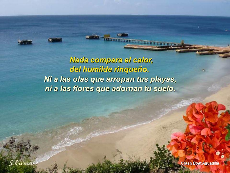 Puerto Rico desde el cielo yo te vi, isla bella y querida, tierra donde yo nací. Hotel Caribe Hilton, Sixto Escobar, San Juan