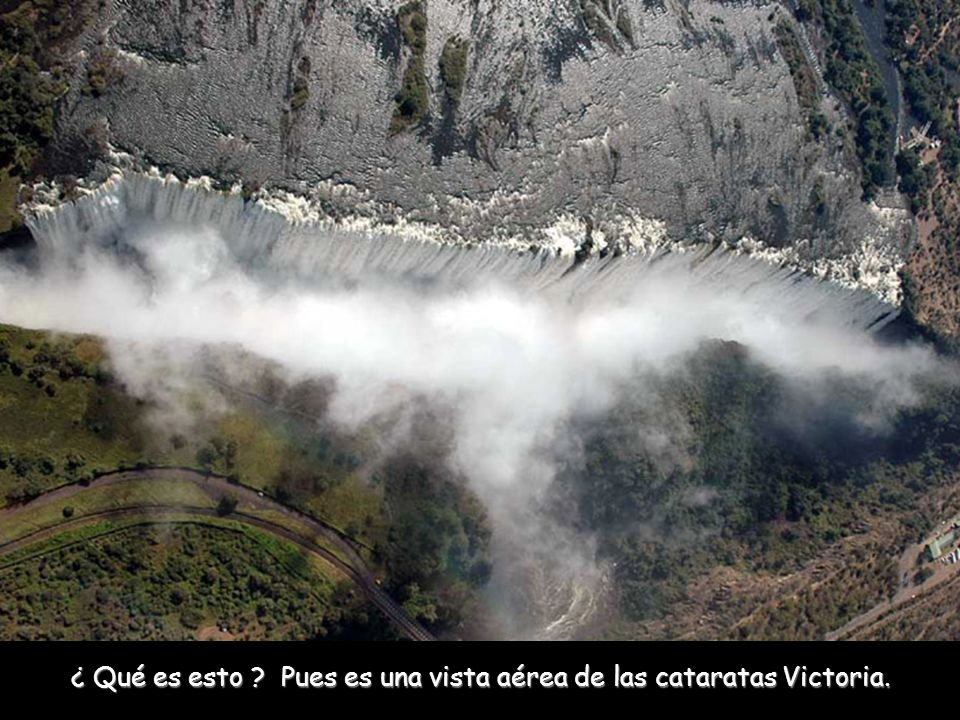 Probablemente no piensas en otras cataratas…: Victoria, Ángel e Iguazu. Veamos por qué no deberías nunca ignorar esas cataratas…