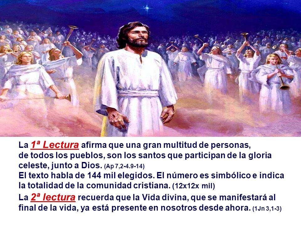 ¿Quiénes son los santos? - No son solo aquellos que están en los altares, declarados santos por la Iglesia. No son únicamente personas privilegiadas d