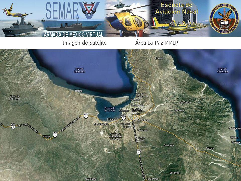 Imagen de Satélite Área La Paz MMLP