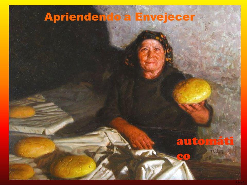 LANA automáti co Apriendendo a Envejecer