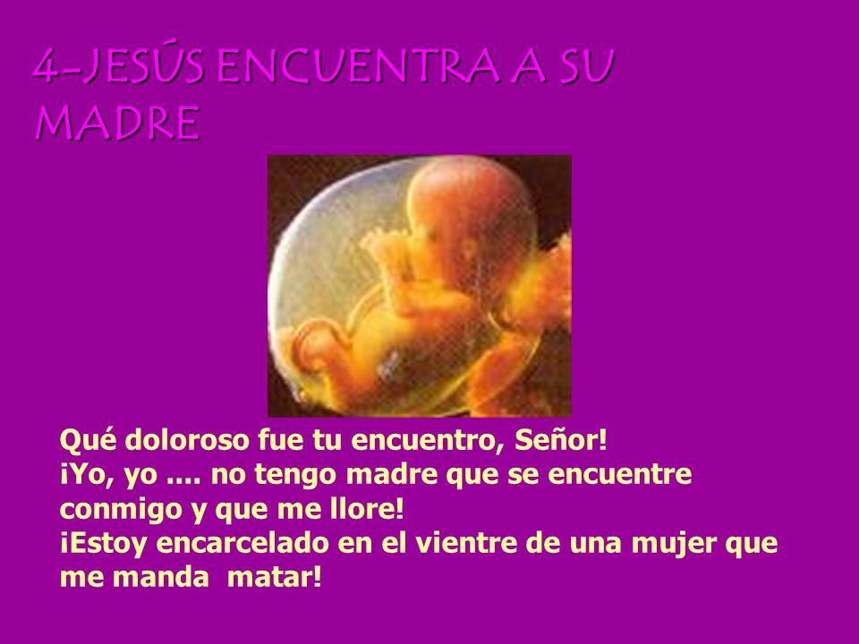 3- JESÚS CAE POR PRIMERA VEZ Soy un
