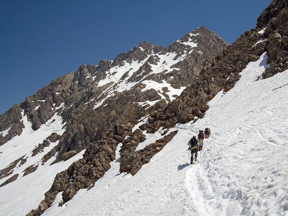Picos de la Cascada
