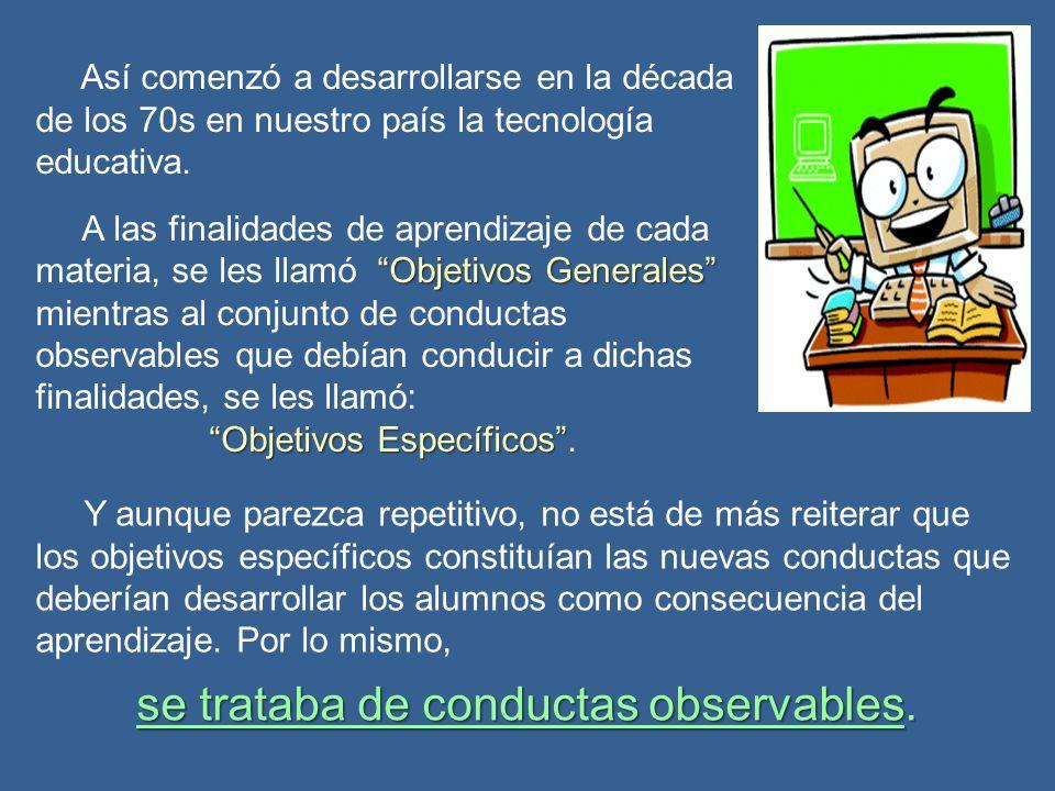 En consecuencia: Aprendizaje = Cambio de Conducta Pero mejor veamos algunos ejemplos: 1.