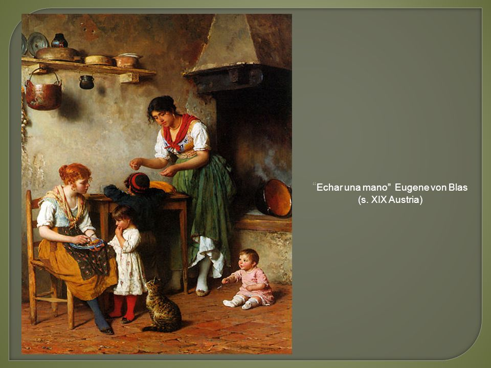 El comedor de habas Carracci (s. XVI Italia)