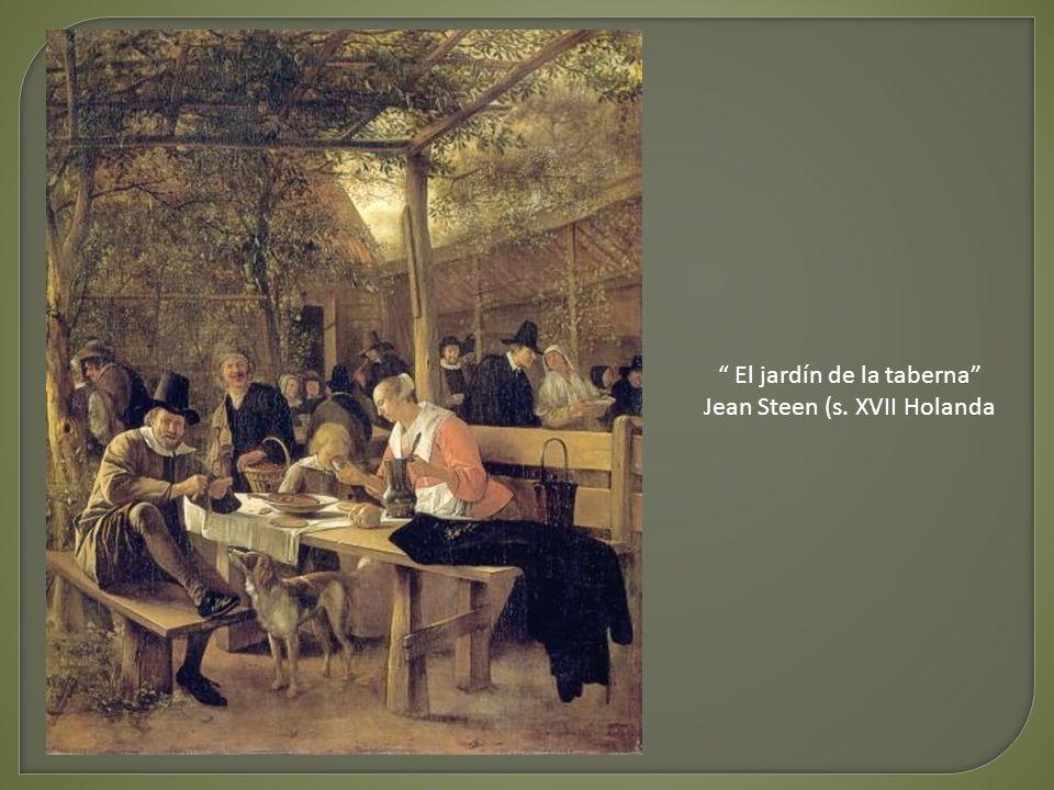 El comedor Berthe Morisot (s. XIX Francia)