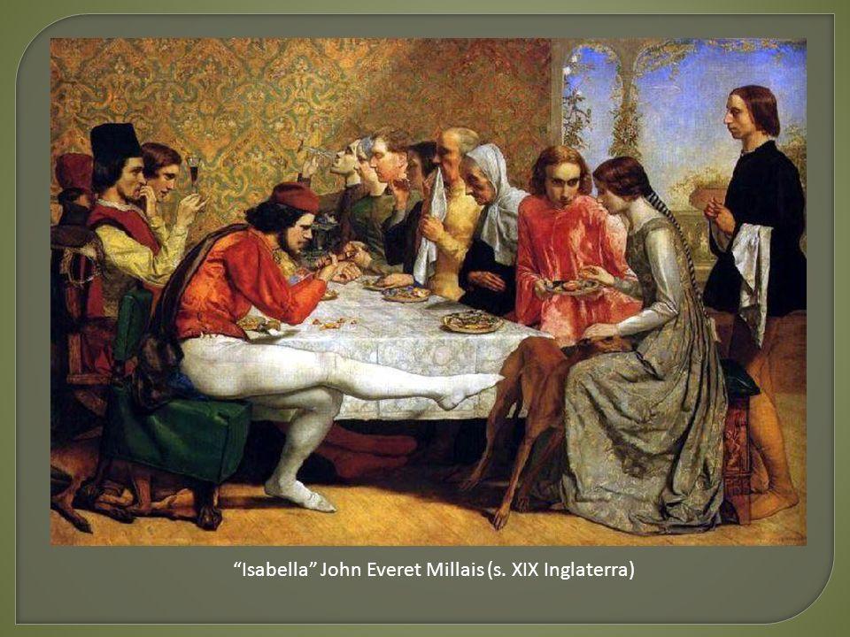 Isabella John Everet Millais (s. XIX Inglaterra)