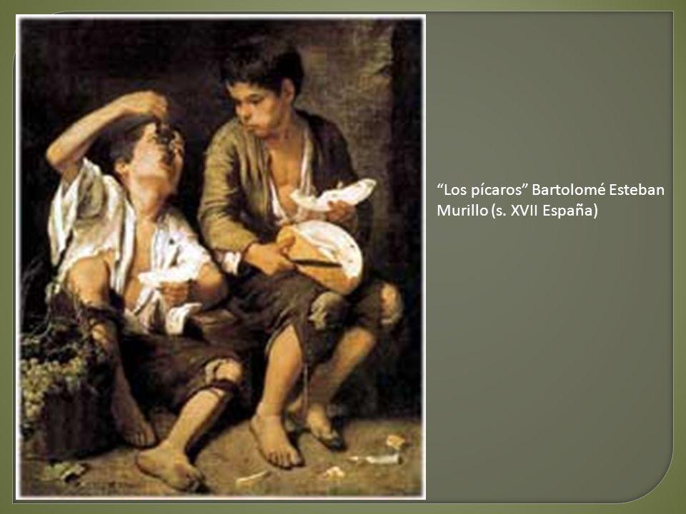 La comida de la mañana William Adolphe Bouguereau (s. XIX Francia)