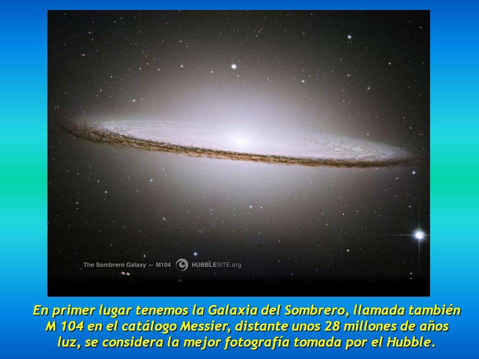 Otras imágenes de Hubble