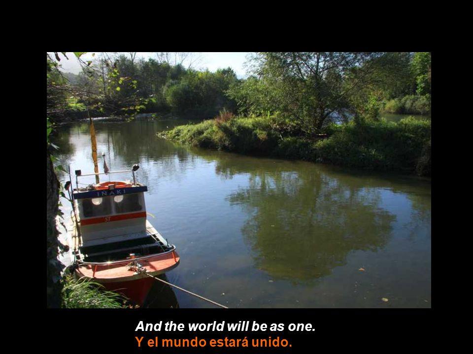 I hope someday youll join us Espero que algún día te unas a nosotros