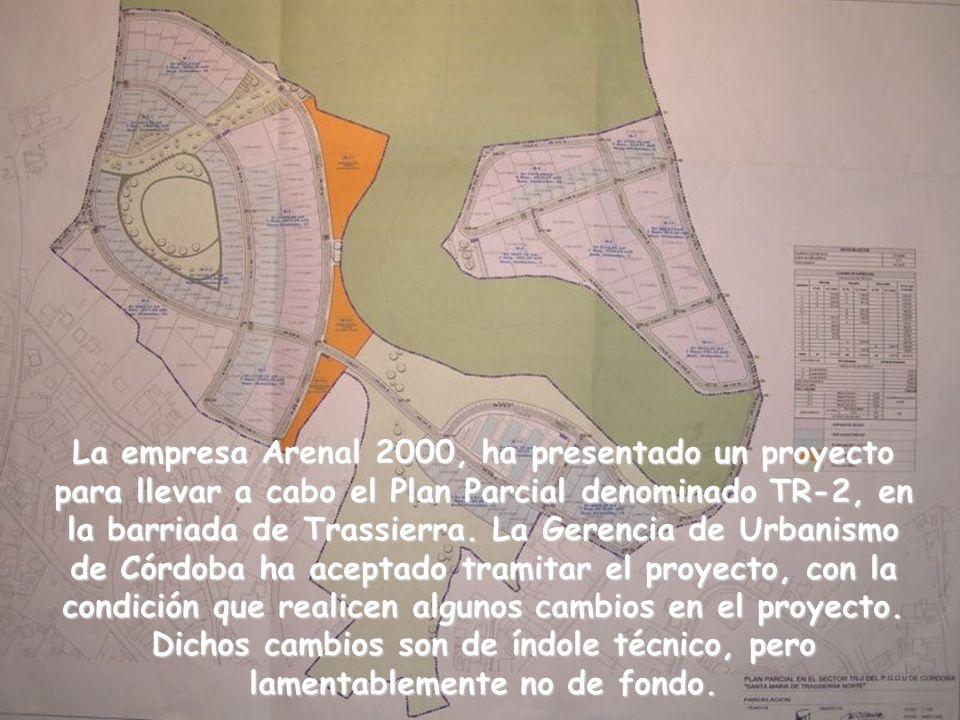 Fotos de la Urbanización Paraíso Arenal en la Carrera del Caballo La empresa Arenal 2000, ha presentado un proyecto para llevar a cabo el Plan Parcial