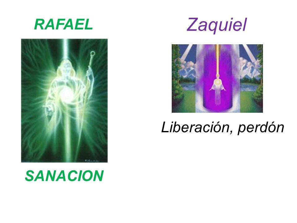 Sanación 1440 SANACION RAFAEL Liberación, perdón Zaquiel