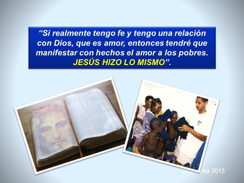 Cuaresma 2013 Las dos virtudes teologales están íntimamente unidas