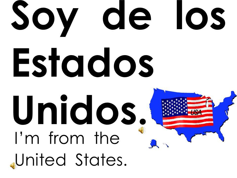 ¿De dónde eres? Where are you from ?