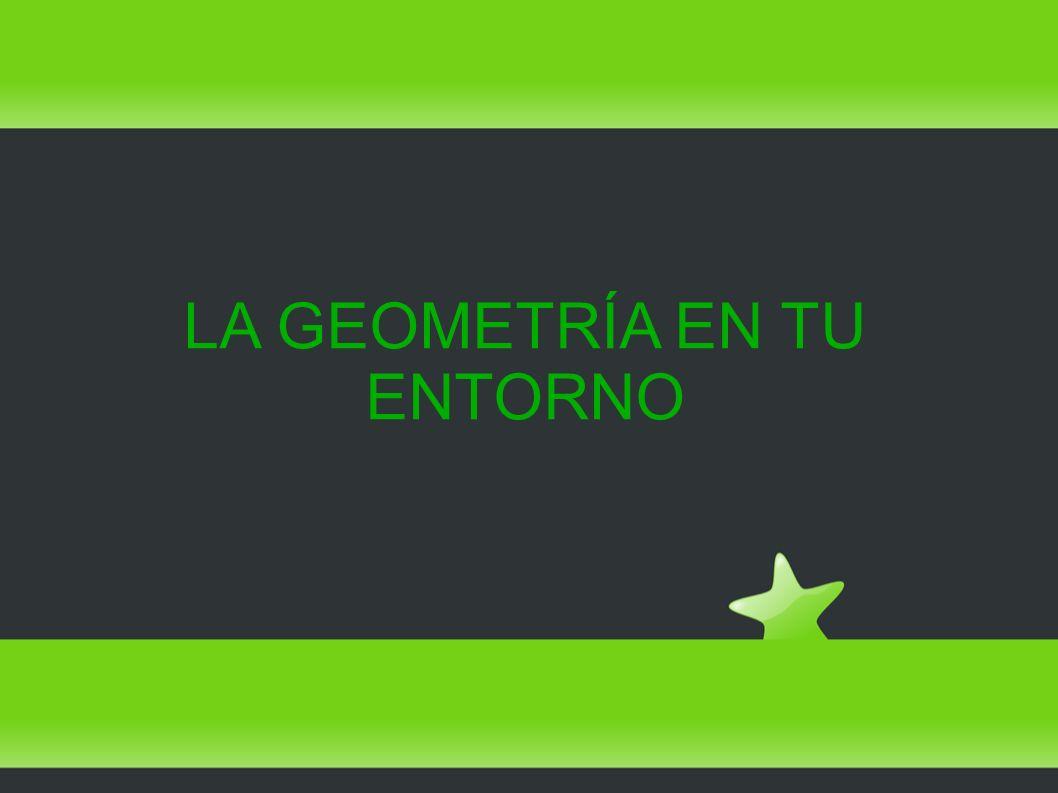La Geometría (palabra del latín geometrĭa, que proviene del idioma griego γεωμετρία, geo tierra y metria medida), es una rama de la matemática que se ocupa del estudio de las propiedades de las figuras geométricas en el plano o el espacio, como son: puntos, rectas, planos, superficies, polígonos, poliedros...