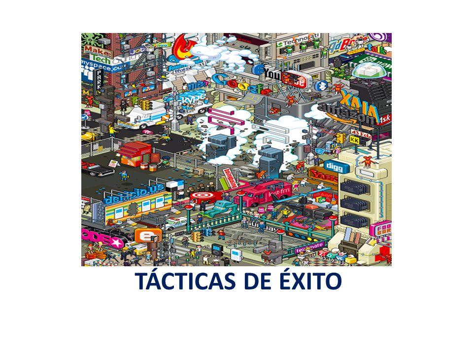 TÁCTICAS DE ÉXITO