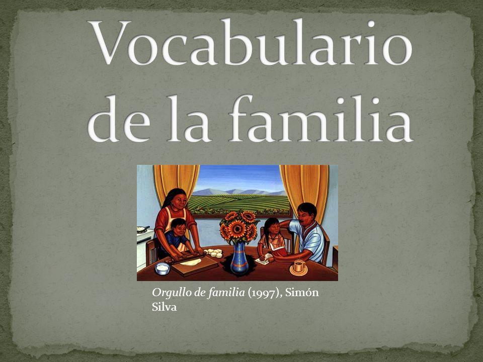 Orgullo de familia (1997), Simón Silva